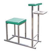 不鏽鋼注射椅 (正坐)
