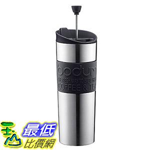 [8美國直購] 咖啡機 Bodum SS Travel Coffee Press 1105701BUS CC2