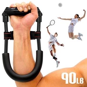 阻力40KG手腕訓練器90LB腕力器腕力訓練器.握力器手臂力器健臂器.籃球桌球羽毛球網球排球