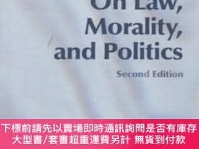 二手書博民逛書店On罕見Law, Morality, And PoliticsY255174 Thomas Aquinas H