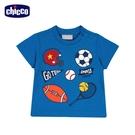 chicco- To Be BB-短袖上衣-球類運動