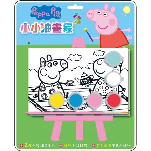 小小油畫家 冰雪奇緣2/迪士尼公主/粉紅豬小妹 根華 (購潮8)