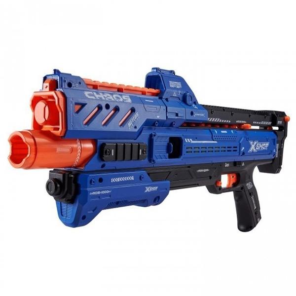 《 X-SHOT 》X射手CHAOS-24發射擊組 / JOYBUS玩具百貨