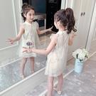 3兒童裝5小女孩子旗袍6公主裙子8女童9禮服7連衣裙夏裝10夏天12歲