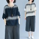 原創文藝復古棉麻上衣女裝2021新款夏季寬松顯瘦亞麻短袖T恤女潮