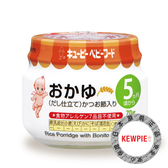 日本 KEWPIE A5 日式昆布米泥/寶寶粥70g (5個月以上適用)