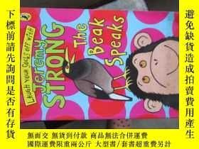 二手書博民逛書店c0015罕見the beak speaks a19636 ro