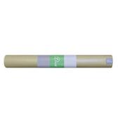 Taimat 天然橡膠瑜珈墊 183cm-觀心系列 - 淺棕色