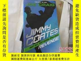二手書博民逛書店JIMMY罕見COATES REVENGE 【393】Y10970 Joe Craig HarperColli