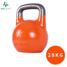 Fun Sport 競技壺鈴 kettlebell-28kg(橘)