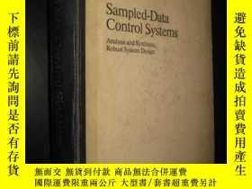 二手書博民逛書店Sampled-Data罕見Control Systems (採