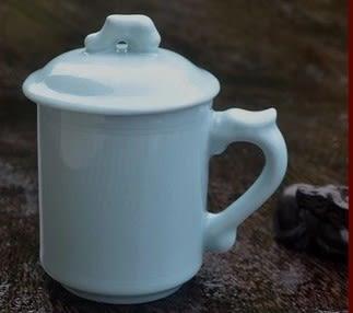 [協貿國際]  青瓷思念杯!茶杯將軍杯 (1入)