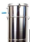 搖蜜機 蜂具養蜂工具定做中蜂不銹鋼搖密機打糖機搖蜜機不銹鋼打糖機【快速出貨八折搶購】