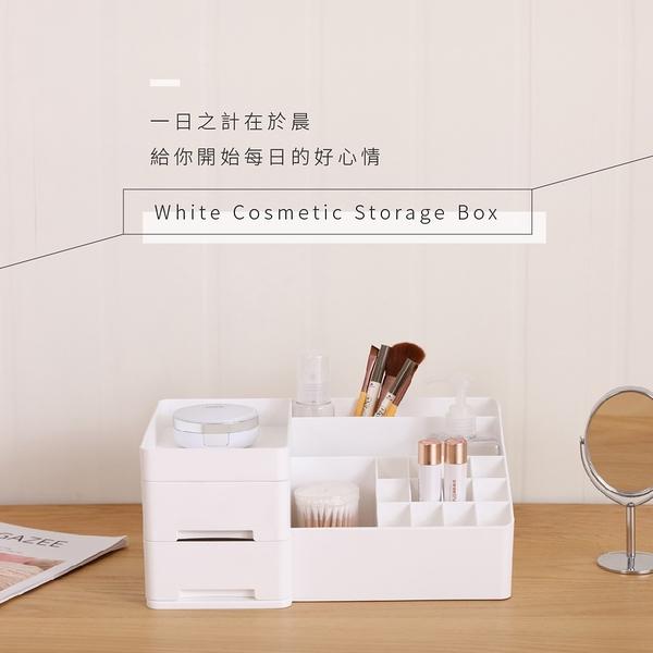 【IDEA】實用多格化妝品小物收納盒【CI-004】
