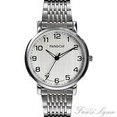 中老年手錶男款老人手錶男士手錶石英錶老年人手錶女款大數字防水 范思蓮恩
