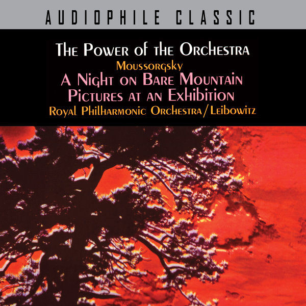 【停看聽音響唱片】【CD】THE POWER of THE ORCHESTRA - A Night On Bare Mountain Pictures At An Exhibition