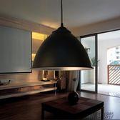 餐廳吊燈燈罩工礦燈罩工業風創意個性現代簡約吧台理發店單頭吊燈【潮咖地帶】