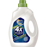白蘭 4X酵素極淨洗衣精(淨味)2.4kg【愛買】