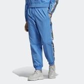 ISNEAKERS ADIDAS originals R.Y.V. 風褲 藍色 藍白 雙標 縮口褲 運動褲 ED7218