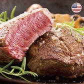 【任選599免運】美國藍帶厚切凝脂霜降牛排(300公克/1片)