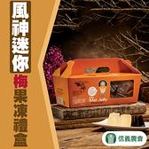 【信義農會】風神迷你梅果凍禮盒-36g-24顆-盒(2盒組)
