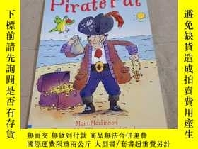 二手書博民逛書店Usborne罕見Very First Reading Book 1: Pirate PatY283241