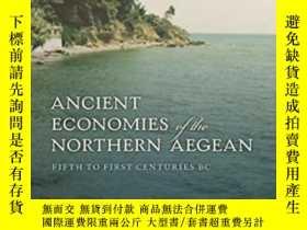 二手書博民逛書店Ancient罕見Economies Of The Northern AegeanY364682 Zosia