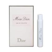 DIOR 迪奧 Miss Dior EDT淡香水1ml [QEM-girl]