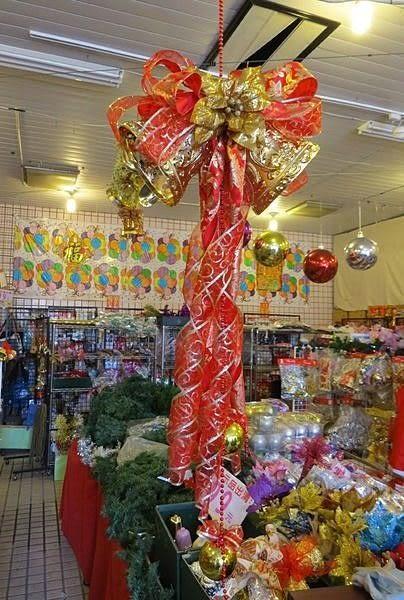 聖誕樹 8吋大雙鐘 聖誕節聖誕帽聖誕服花圈樹藤聖誕燈聖誕樹聖誕紅聖誕大鐘串b