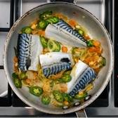 ㊣盅龐水產 ◇(9折)挪威鯖魚一夜干L(裕) 高油脂◇165-195g/片 每片70元 薄鹽鯖魚 一夜干 歡迎.批發