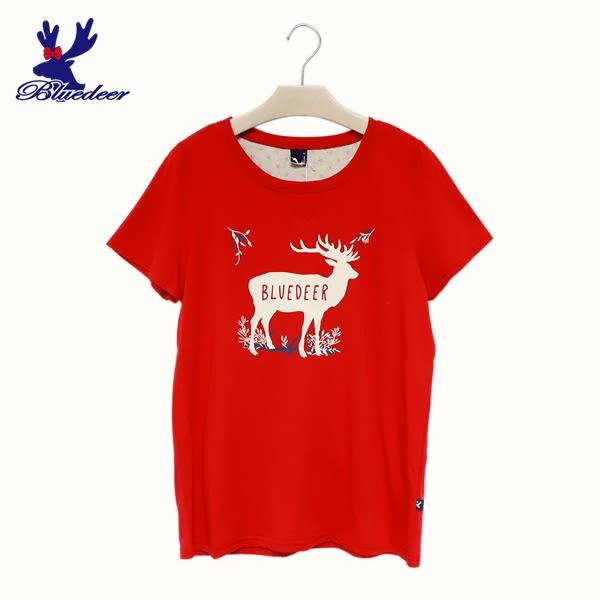 American Bluedeer-小鹿印圖上衣(魅力價) 春夏新款