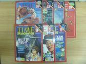 【書寶二手書T2/雜誌期刊_NFQ】TIME_特刊號~39號期間_共7本合售_電玩大戰方興未艾等