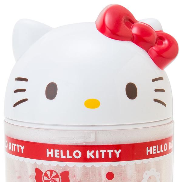【震撼精品百貨】Hello Kitty 凱蒂貓-《Sanrio》HELLO KITTY棉花棒置物盒