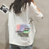 小包包女新款韓版百搭鍊條斜背包少女小方包單肩包潮  潮流前線