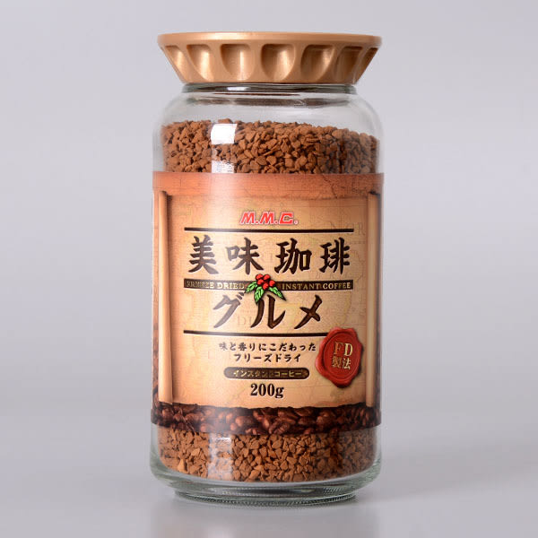 日本【MMC】美味咖啡  200g