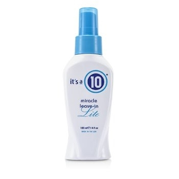 SW-IT S A 10 十全十美-17 奇蹟免洗護髮精油Miracle Leave-In Lite 120ml