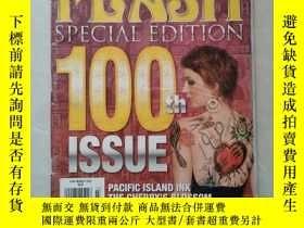 二手書博民逛書店FLASH罕見SPECIAL EDITION 100 th ISSUE(紋身雜誌)Y11897 FATTOO