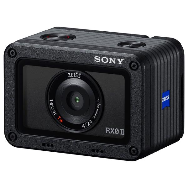 送128G+專用鋰電池+讀卡機+大吹球清潔組+3C收納包 24期零利率 SONY RX0 II (RX0M2)極致輕巧相機 公司貨