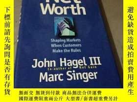 二手書博民逛書店Net罕見Worth 原版Y5834 John Hagel HB
