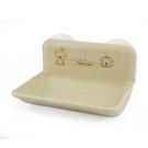 快樂熊單格吸壁皂盒