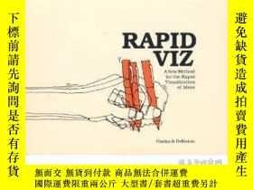 二手書博民逛書店Rapid罕見Viz: New method for rapid