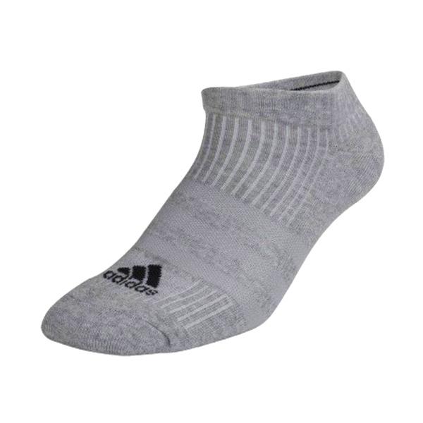 Adidas 3S PER N-S HC1P [AA2284] 踝襪 隱形襪 透氣 舒適 彈性 男女 灰黑