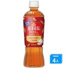 紅茶花伝皇家紅茶470MLx4【愛買】