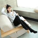 內搭褲女連襪外穿薄款秋季高腰彈力顯瘦緊身小腳黑色鉛筆長褲
