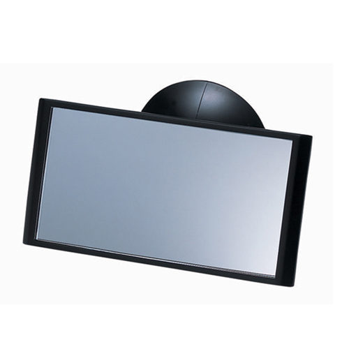 CARMATE 吸盤式小型安全輔助鏡(曲面)