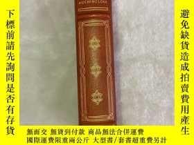 二手書博民逛書店Franklin罕見library真皮限量本:The Winthrop Covenant 頭版會員定制本Y28