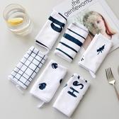 北歐風抹布三入組 抹布 清潔布 擦碗巾 居家清潔 廚房清潔【RS893】