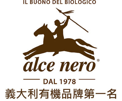 【Alce Nero有機尼諾】蕃茄蘿勒義大利麵醬(350g)