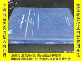二手書博民逛書店The罕見ciis blue book on internati