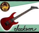 【小麥老師 樂器館】JACKSON 公司貨 JS11 小搖座 22琴格 紅色 RED 雙雙 拾音器 電吉他